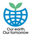 Our Earth, Our Tomorrow Logo